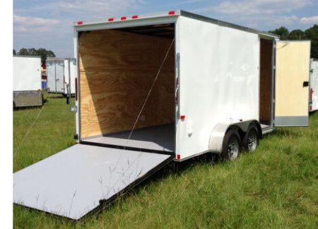 8.5 X 32 Enclosed Cargo Trailer - Tandem Axle (Elite V)
