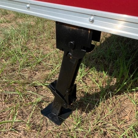 Add a Pair of Rear Fold Down Stabilizer Jacks