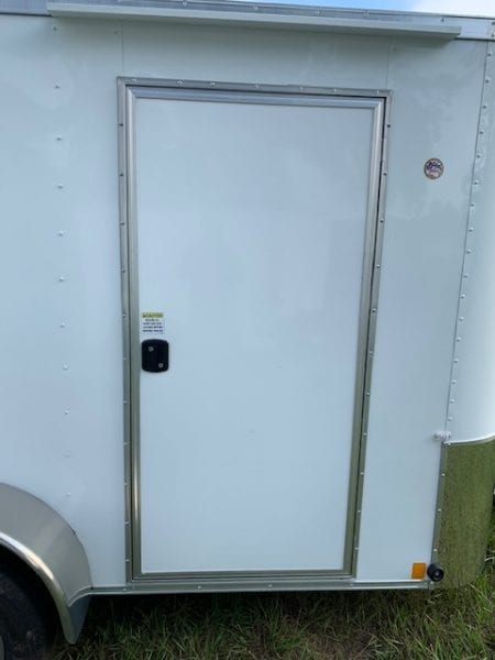 "32"" Flush Key Lock Door (For Elite Series Only)"