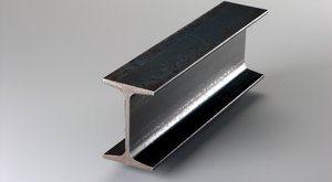 I-Beam steel