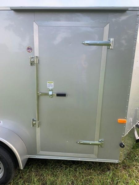 32 Inch bar lock side door for V-nose
