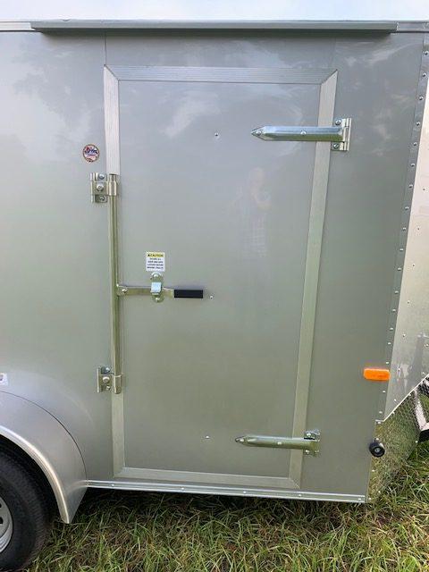 32 Inch Bar Lock Side Door Second Door For 5 6 7 8 5 Wide Trailers Or Door For Goosenecks Enclosed Cargo Trailers Trailers 123