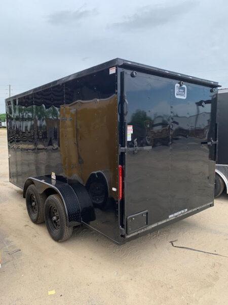 Blackout Package - Black top trim, Black bottom trim, Black door trim ( must have flush key lock side door), Black fenders, Black stone guard, Black wheels