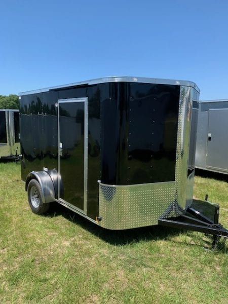 7' Wide Trailer Front